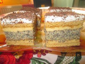 O prajitura rafinata, eleganta si deosebit de gustoasa.                 Ingrediente pentru foi : dimensiunea tavii 25*38 cm - tava mare ...