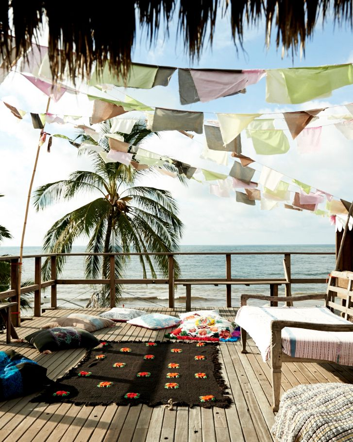For beautiful gifts to take home, a favorite boutique is Pachamama in Sayulita, #Mexico.