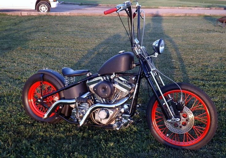 2006 Custom Bobber Chopper