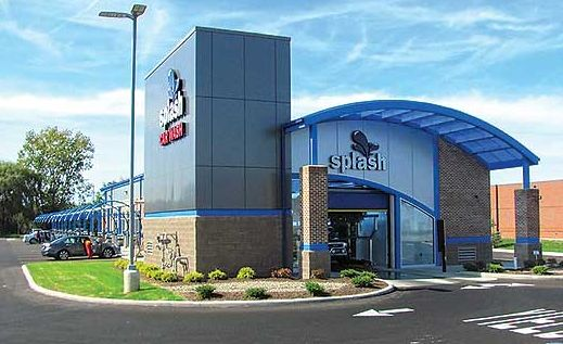 Big Splash Car Wash, The History of Splash Car Washes