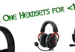 Top 7 Cheap Xbox One Gaming Headsets Under $100