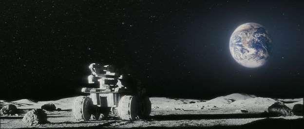Morar na Lua por um ano seria extremamente caro