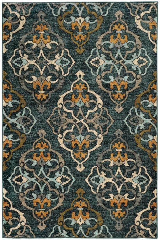 Riverside Area Rug - Machine-made Rugs - Synthetic Rugs - Transitional Rug | HomeDecorators.com