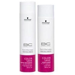 Schwarzkopf Bonacure Color Cave Shampoo (8.5oz) & Conditioner (6.8oz) Duo by Schwarzkopf. $35.00