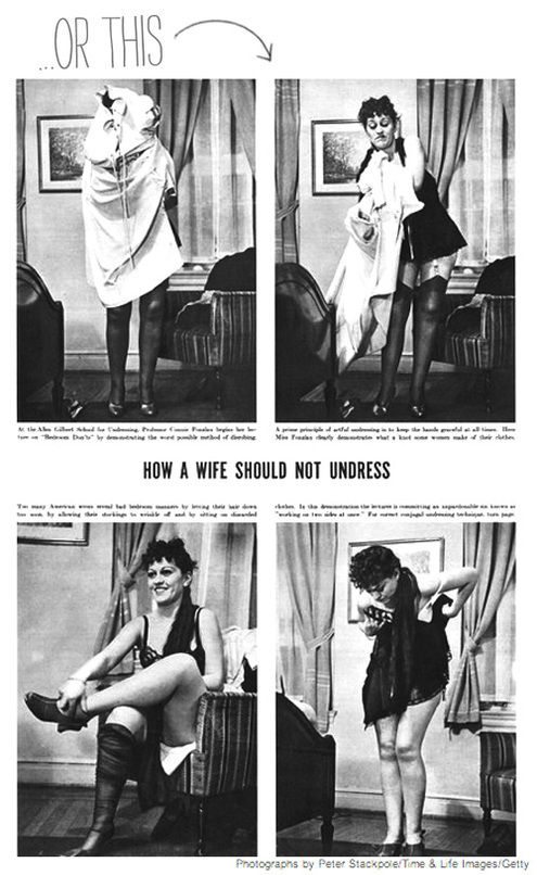 How to undress in 1937