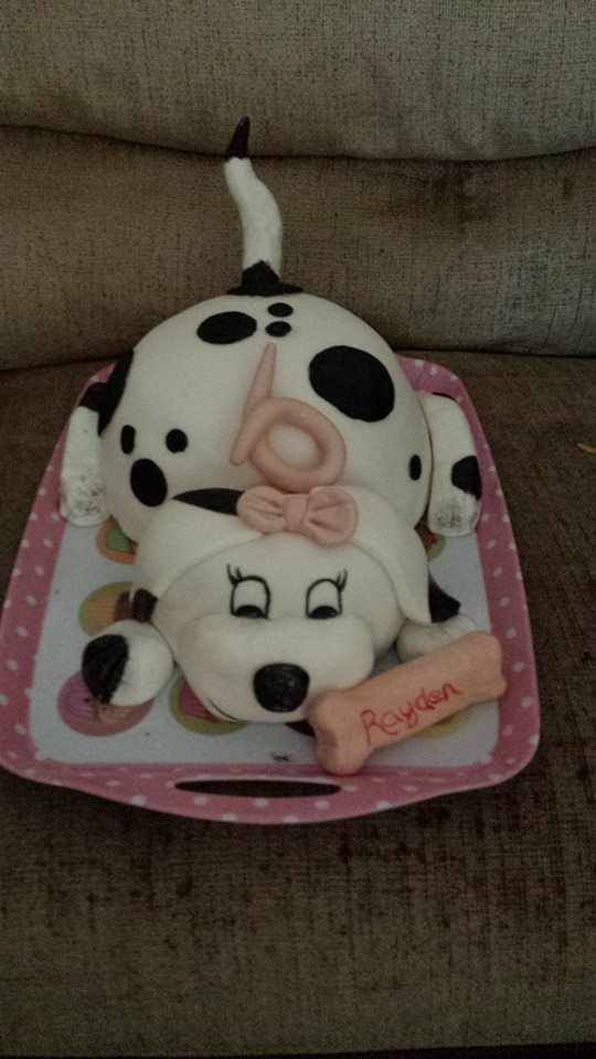 this was my first real carved cake i loved doing this one..