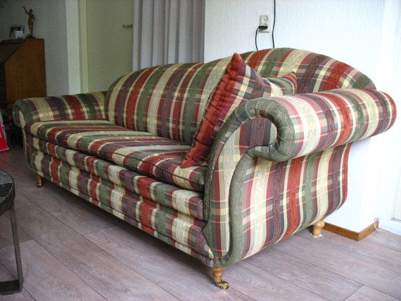 Vintage Sofa Couch by ProfessorMelchior on Etsy