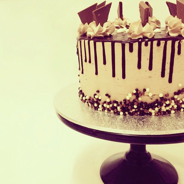 Chocolate overload cake!