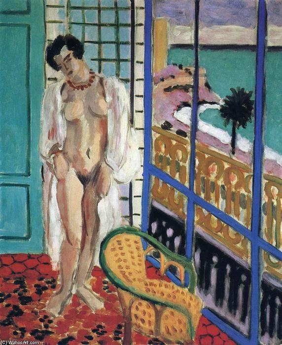 'nackt' von Henri Matisse (1869-1954, France)