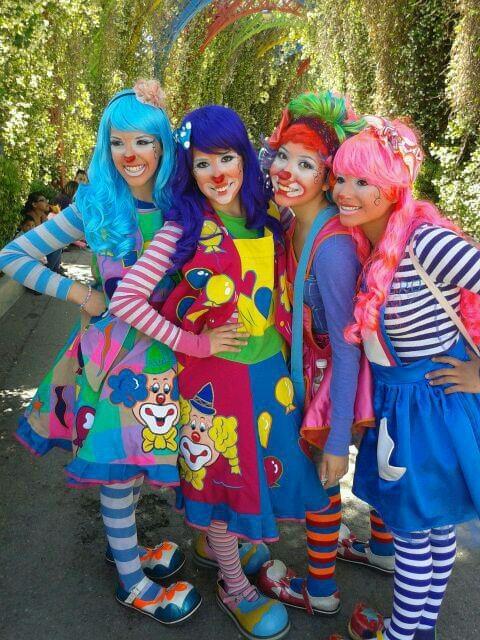 698 beste afbeeldingen van clown life for Clown schminktipps
