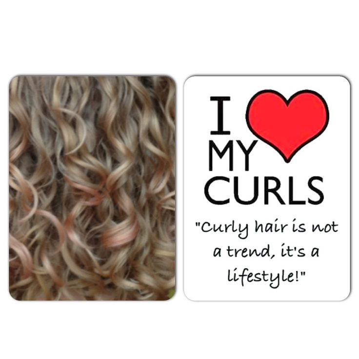"""""""Curly hair is not a trend, it's a lifestyle!"""" -Lorraine Massey, founder of @DevaCurl"""