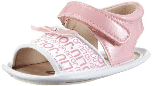 In Offerta! #Offerte Abbigliamento#Buoni Regalo   #Outlet Liu Jo Girl CULLA CUA2509, Scarpe primi passi bambina, Rosa (Pink (BIANCO LOG.ROSA)), 16 disponibile su Kellie Shop. Scarpe, borse, accessori, intimo, gioielli e molto altro.. scopri migliaia di articoli firmati con prezzi da 15,00 a 299,00 euro! #kellieshop #borse #scarpe #saldi #abbigliamento #donna #regali
