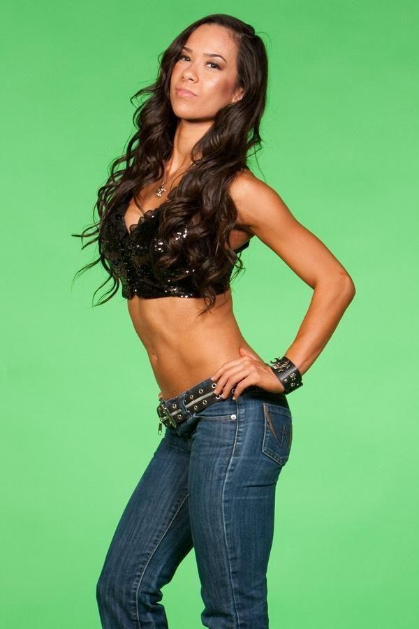 AJ Lee WWE