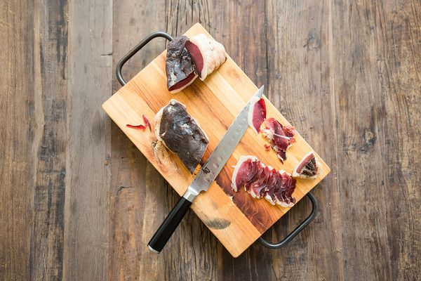 GUEST POST: Home-curing Duck Prosciutto - The Organic Butcher of McLean