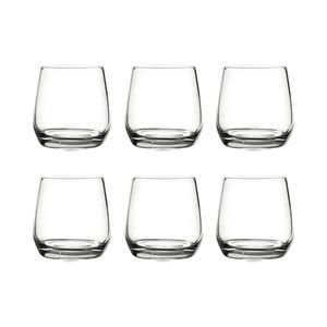 Take a Spin Whiskey Glasses - Set of 6