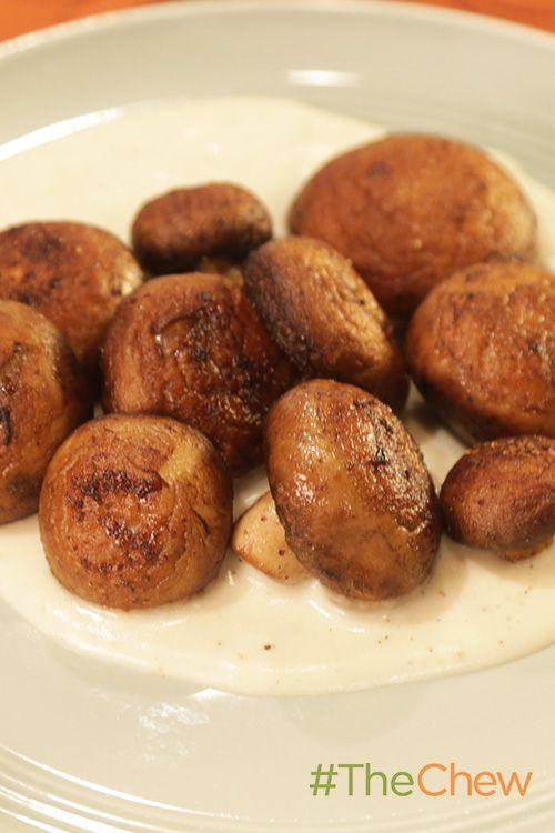 Make this Creamed Mushrooms recipe, one of Allison Janney's favorite ...