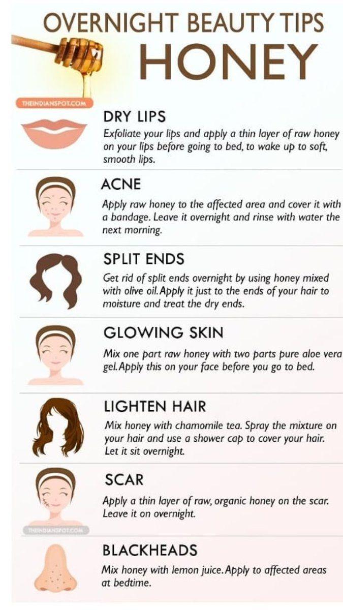 Bougas Serum On Twitter Beauty Tips With Honey Overnight Beauty European Skin Care