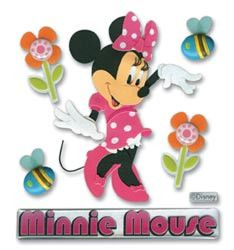 17 Best Ideas About Minnie Mouse Stickers On Pinterest