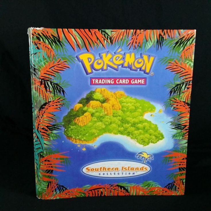 Park Art My WordPress Blog_Southern Island Pokemon Cards Ebay