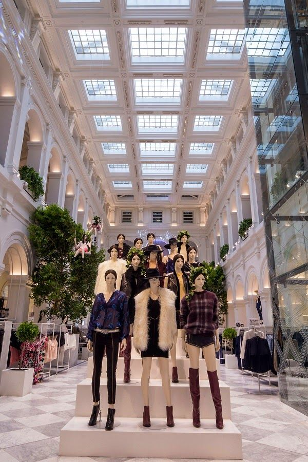 The Style Examiner: H&M opens first ever store in Australia