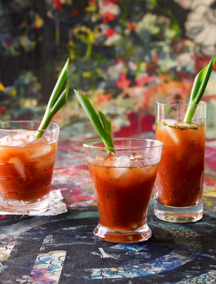 Asian-Style Bloody Mary