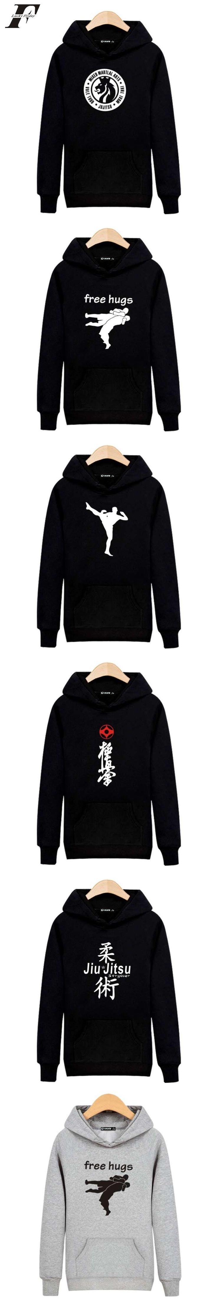 hip hop hoodies MMA JIU JITSU Hooded printed Hoodie sweatshirt Streetwear MMA moletom masculino men clothing tracksuit sudadera