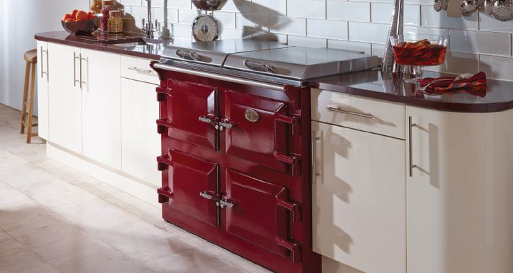 Electric Range Cookers manufactured in the UK by Everhot
