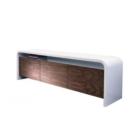 Buffet 2/3 portes L14 Studio Muller : Buffets bas / Enfilades design MUELLER-MOEBEL - Design Ikonik - 2300€ - 200cm 61cm haut