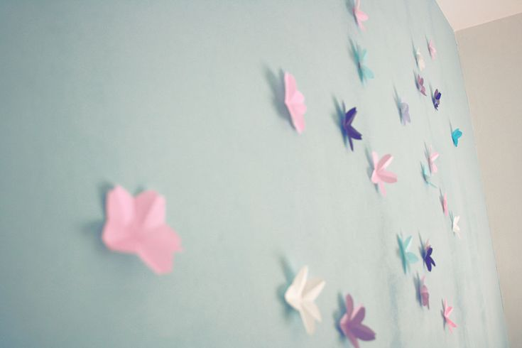 fleurs murales