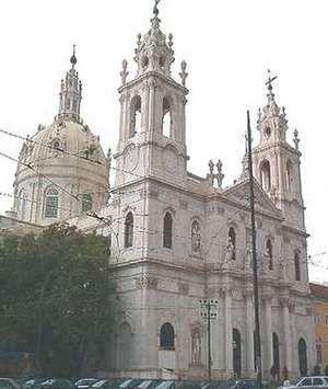 Lisboa Basílica da Estrela
