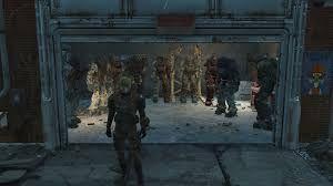 Картинки по запросу fallout 4 power armor garage