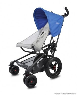 Micralite Fastfold Superlite Double Baby Strollers - Lightweight Travel Strollers - Parenting.com