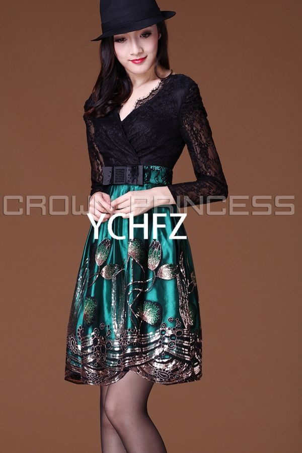 Approx $14 per metre. Positioning flower embroidery spandex mesh stretch mesh sequined embroidery apparel the DIY fabric fabric lace - Taobao