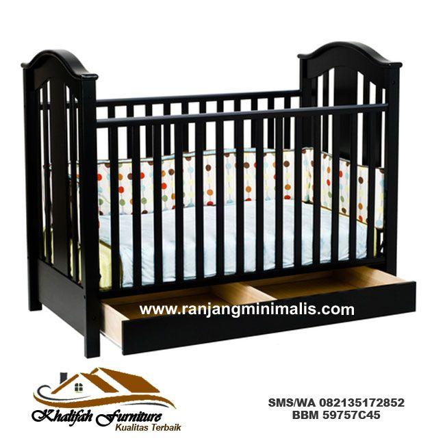 Tempat Tidur Bayi TTB22