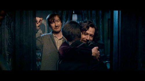 Sirius And Lupin Prisionero De Azkaban El Prisionero De Azkaban Harry Potter