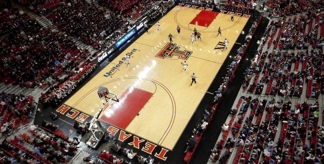 United Spirit Arena: Home of Texas Tech Basketball