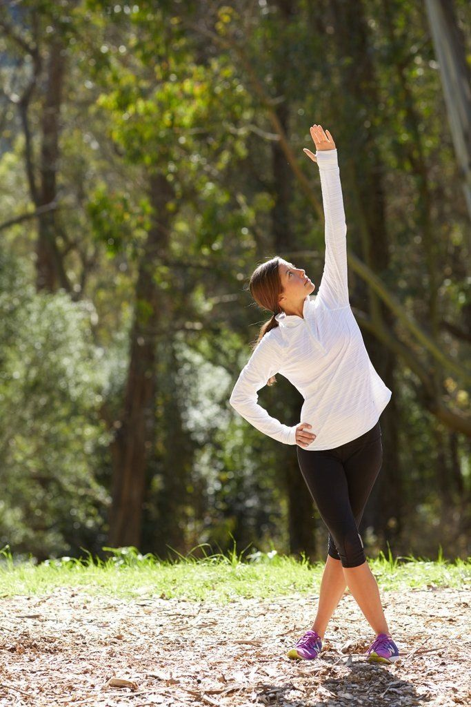 35 Stretches Your Body Is Begging For