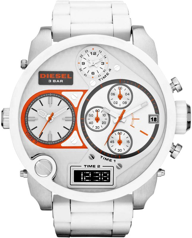 DZ7277 - Authorized DIESEL watch dealer - Mens DIESEL Diesel Mr Daddy, DIESEL watch, DIESEL watches