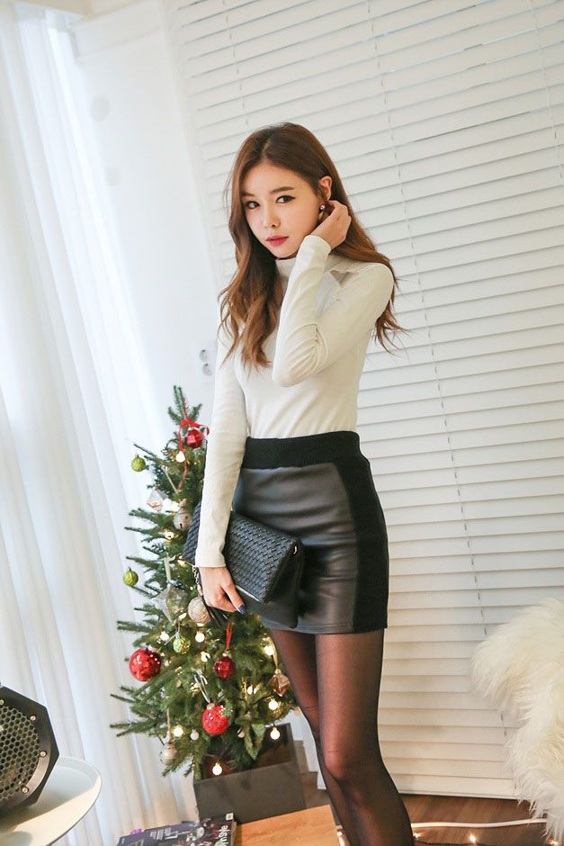 Tight skirts and pantyhose