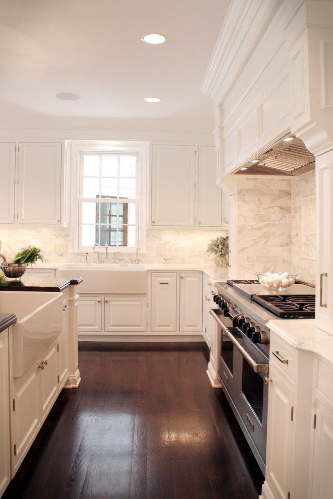 10x10 Kitchen Remodel With Display Poplar Cabinetry Oak Floors Butler S  Pantry