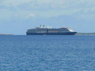 34 days to French Polynesia...