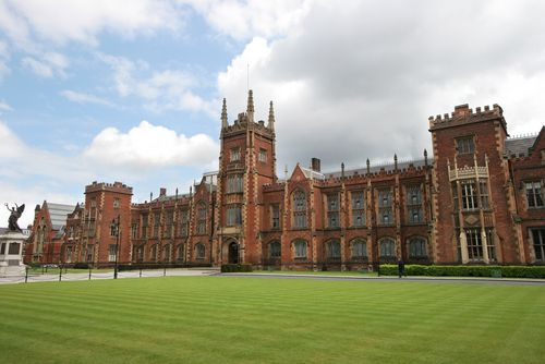 i'd love to go back to queen's in belfast where i spent a semester abroad.  it was a beautiful place.