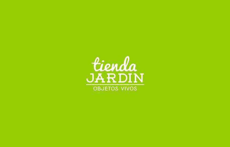 Logotipo Tienda Jardín.