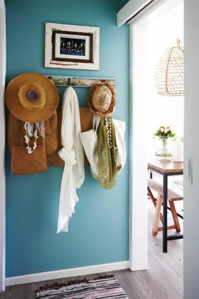1000 id es sur le th me peintures murales en bleu sur pinterest couleurs de peinture murale for Quelle peinture choisir