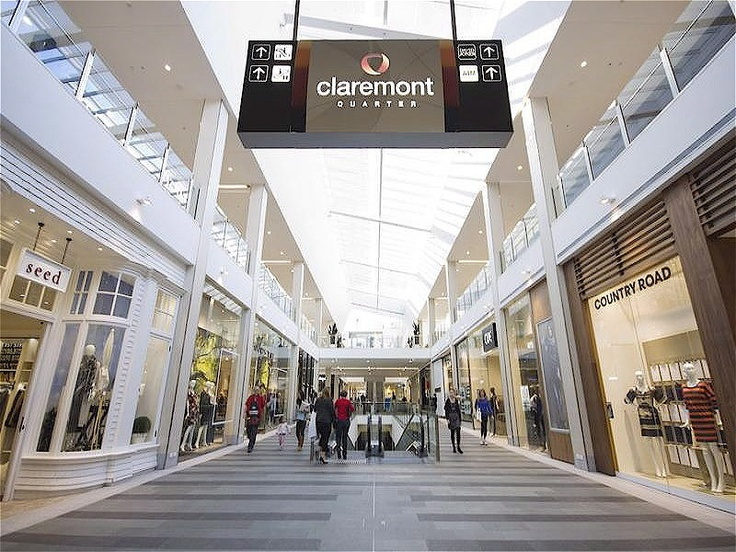 Claremont Quarter Shopping Centre, Perth, Western Australia