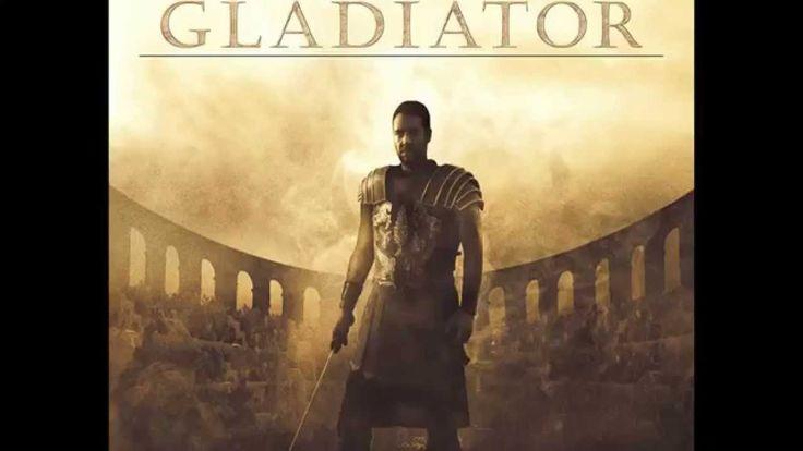 The Gladiator Complete Soundtrack Music - Il Gladiatore Colonna Sonora C...