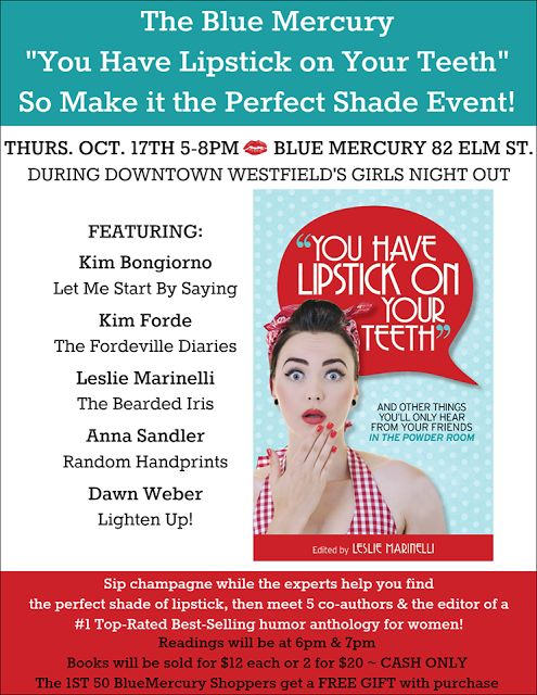 Join Us This Thursday October For Girls Night Out In Westfield NJ