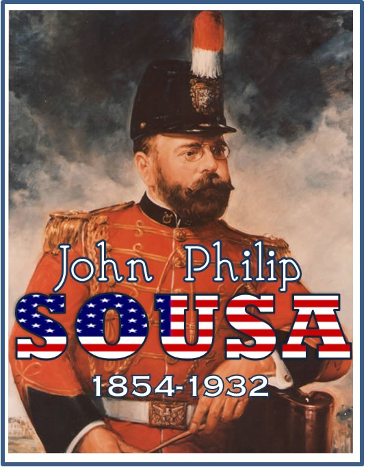 Beth's Music Notes: John Philip Sousa- Info, printable activities, and a quiz about John Philip Sousa