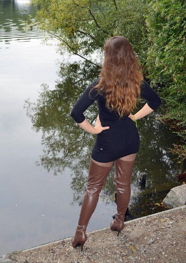 Babes in Boots | OTKB AND THE WOMEN WHO WEAR THEM ...