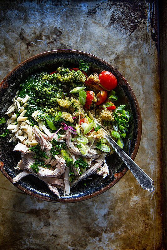 These 13 Quinoa Bowls Will Inspire Your Next Healthy Meal: My first bite of quinoa came in a beautiful Buddha bowl.